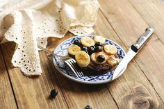 Vegan Buckwheat Cocoa Pancakes
