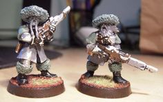 BobaHat's Attilan infantry conversions