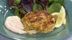 It only takes 7 ingredients to make these easy crab cakes