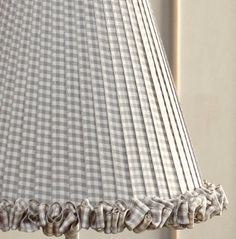 Ready made and Bespoke Lampshades Ribbon Lamp Shades, Shabby Chic Lamps, Lamp Makeover, Creation Couture, Vintage Lighting, Lampshades, Interior Design Inspiration, Slipcovers, Gingham