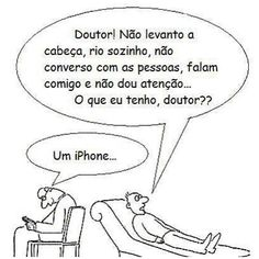 Charge do dia! Rsrsrsrs #iphone #doidos #instagood #instalover