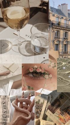 send nudes Nude aesthetic Collage by Lindsey Carlene xx Cream Aesthetic, Gold Aesthetic, Classy Aesthetic, Aesthetic Collage, Aesthetic Vintage, Collage Mural, Photo Wall Collage, Picture Wall, Collages