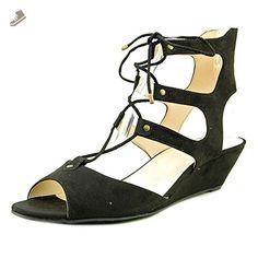 99be64a25c6e INC International Concepts Mandie Women US 7.5 Black Wedge Heel - Inc  international concepts pumps for