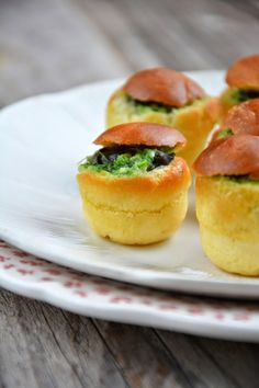 Chic, chic, chocolate …: Brioche snails for the aperitif Cuisine Diverse, Christmas Appetizers, Mini Foods, Finger Foods, Tapas, Breakfast Recipes, Chic Chic, Brunch, Food And Drink