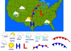 13 Best Interactive weather board chart images