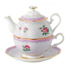 Royal Albert Candy Collection Love Lilac Tea For One | Royal Albert