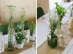 Tafel Idees http://www.southboundbride.com/real-wedding-at-de-uijlenes-nadine-alan/