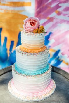 cake wedding cake om