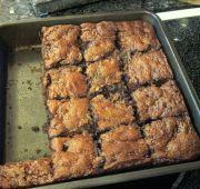 Paleo brownies! Yum!