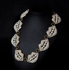 Wholesale 2014 Spring New Design Jewelry Accessories Fashion Women Gorgeous chain Statement necklace|MT-N00159|Necklaces