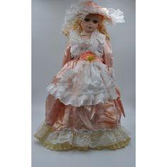 Porcelánová bábika Drahomíra 55 Victorian, Dresses, Fashion, Vestidos, Moda, Fashion Styles, Dress, Fashion Illustrations, Gown