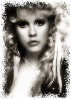 Stevie Nicks Fan Art (Original Source Unknown)