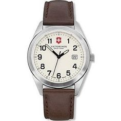 Victorinox Swiss Army Garrison Men's Watch - 241003.CB   Citizen Watches For You And Her