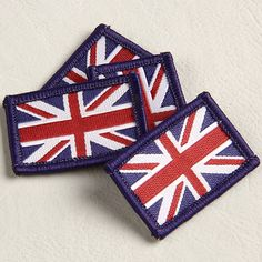 China recognized supplier customs woven arm badge with flag shaped for special working uniform, View woven arm badge, Lambin Product Details from Hangzhou Lambin Garments Co., Ltd. on Alibaba.com