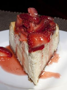 New York Cheesecake from America's Test Kitchen Family Baking Cookbook  Crust: 8 whole graham crackers, broken into 1-inch pieces 6 tablespo...