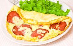 Μια ομελέτα με σαλάμι και ανθότυρο θα σου φτιάξει τη μέρα - http://ipop.gr/sintages/orektika/mia-omeleta-salami-ke-anthotiro-tha-sou-ftiaxi-ti-mera/