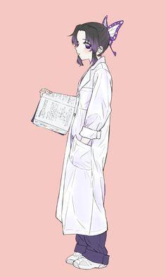 Demon Slayer, Slayer Anime, Anime Angel, Anime Demon, Fanarts Anime, Anime Characters, Art Deco Posters, Demon Hunter, Bleach Anime