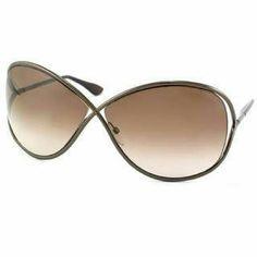 20e427143cd Spotted while shopping on Poshmark  Tom Ford  Miranda 36F  Shiny Bronze  Metal Sunglass