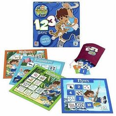 Go Diego Go 123 Game * Read more reviews of the product by visiting the link on the image.Note:It is affiliate link to Amazon.