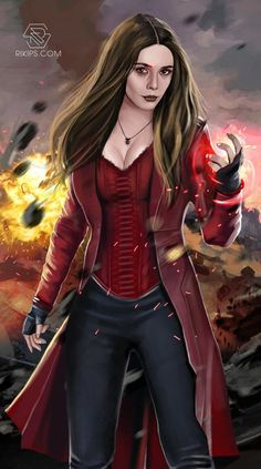 Witch a.a Wanda Maximoff , Marvel Character Painting to Welcoming Aven. Scarlet Witch a.a Wanda Maximoff , Marvel Character Painting to Welcoming Aven. Scarlet Witch a.a Wanda Maximoff , Marvel Character Painting to Welcoming Aven. Heros Comics, Marvel Comics Art, Marvel Heroes, Captain Marvel, Marvel Avengers, Spiderman Marvel, Marvel Women, Marvel Girls, Comics Girls