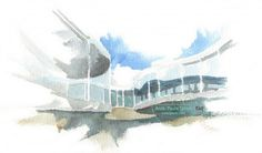 Venga, hoy va de #arquitectura  , de #limites  y de #acuarelas  . Pasaros por PAUKF.COM :)  #architecture   #sketch   #sketchbook   #drawing   #handdrawing   #handmade   #watercolor   #esquema   #croquis   #dibujo   #dibujoamano   #hechoamano   #paukf  #architecturalrender   #handmaderender   #render   #infografia   #archiporn  #illustration #ilustracion #watercolour #etsy #art #affodableart  http://paukf.com/pritzker-watercolor-series-rolex-center-de-sanaa Rolex center Sanaa by Paukf…