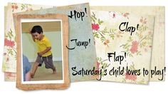 What Can Your Montessori Child  Do On Saturday? from Magical Movement Company's Blog