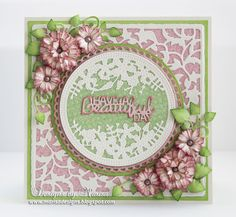 Designs by Marisa: Tonic Studios - Have a Beautiful Day Card