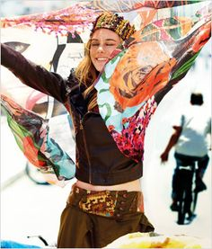 Angel Vancouver in Canada carries a wide range of Desigual scarves and accessories from Desigual (angelvancouver.com)