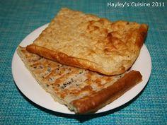 Hayley's Cuisine: Kardemummapannukakku