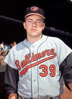 Eddie Watt, relief pitcher, Orioles
