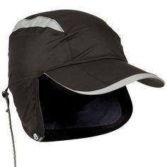 Caps Boating - Ozean 900 waterproof cap Black TRIBORD - Sailing Clothing