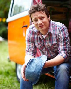 Jamie Oliver - is a British chef, restaurateur and media personality, known for his food-focused television shows. (*source unknown)