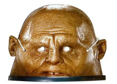 doctor who printable masks | Doctor Who Mask Sontaran |