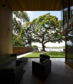 Arbour House / Richard Kirk Architect