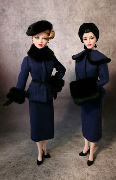 Classic Doll Designs Pattern Blog: Style 127