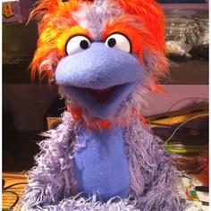 New puppet from Tom Stewart