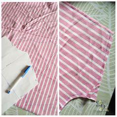 Rita av mönstret på tyget, glöm inte sömsmånen! Picnic Blanket, Outdoor Blanket, Textiles, Sewing Tutorials, Design, Fabrics, Picnic Quilt, Textile Art