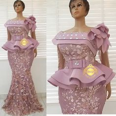 2019 Lates Lace Skirt and Blouse Styles : Absolutely Cute Styles for You Source by ndeyefatoubdiatta fashion dresses African Fashion Ankara, Latest African Fashion Dresses, African Dresses For Women, African Print Fashion, African Attire, African Women, Nigerian Lace Styles, African Lace Styles, Elegant Woman