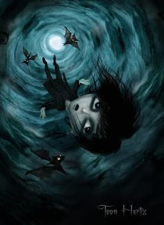 Emo Art, Goth Art, Stephen Mackey, Mark Ryden, Guache, Photoshop, Dark Gothic, Audrey Kawasaki, Pop Surrealism