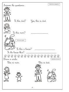 Atividades Ingles Boy And Girl Pesquisa Google Atividades De