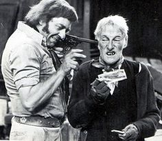 Steptoe and Son British Tv Comedies, British Comedy, Childhood Images, Childhood Memories, Steptoe And Son, Old Shows, Comedy Tv, Television Program, Old Tv