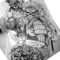 Back Shoulder Celtic Tattoos for Men . Back Shoulder Celtic Tattoos for Men . Pin On Design Tattoo Ideas Japanese Tattoo Art, Japanese Tattoo Designs, Best Tattoo Designs, Tattoo Sleeve Designs, Japanese Art, Sleeve Tattoos, Japanese Sleeve, Kabuto Samurai, Samourai Tattoo