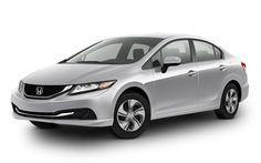 2015 Honda Civic Sedan, CA, $18,490, 30/39, A/C