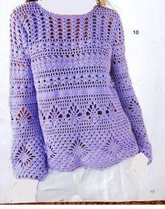 Crochet: PULL