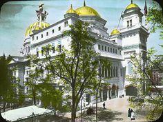 Le pavillon de la Turquie (Exposition Universelle Paris 1900)