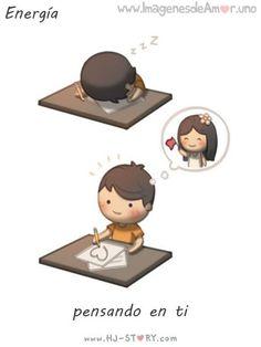 Pensando en ti