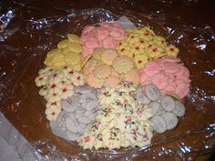 Butter Cookie Tray :)