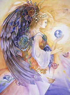 El Mundo de Listhar: Los cristales, herramientas de comunicación angeli...