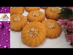 İrmikli Sultan Tatlısı Tarifi - Pratik Yemek Tarifleri - YouTube