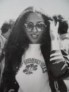 PAM GRIER 1981
